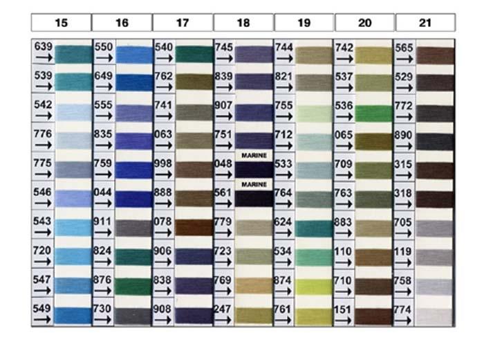 carte couleur 3