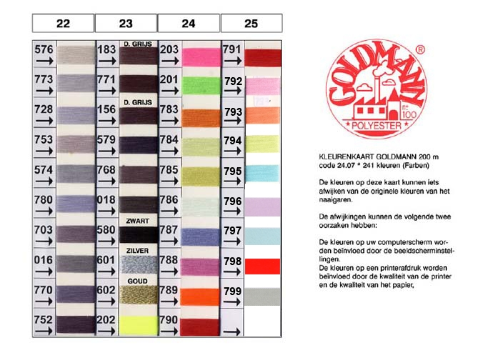 carte couleur 4