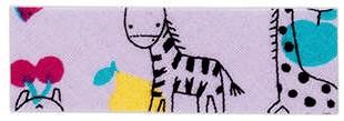 Biais fantaisies 7366 Zébre et Girafe M